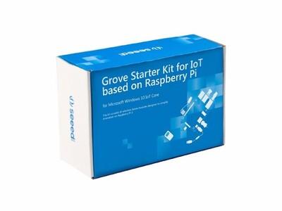 Microsoft IoT Grove Kit