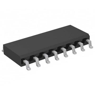 Multiplexer/Demultiplexer 2 x 4:1 16-SOIC