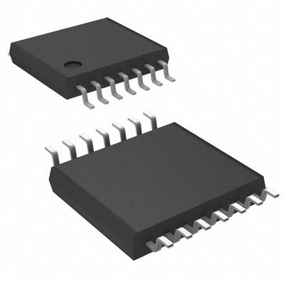 NAND Gate IC 4 Channel Schmitt Trigger 14-TSSOP