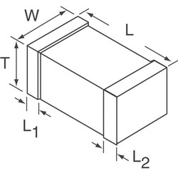 NTC Thermistor 10k 0603 (1608 Metric) - Thumbnail