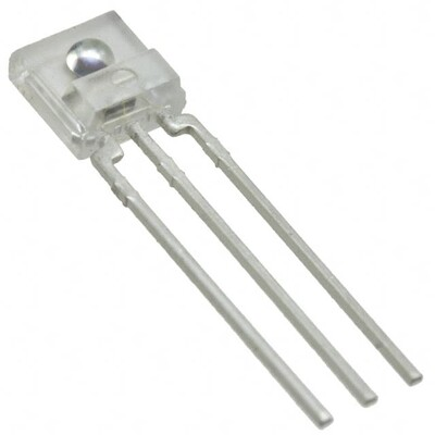 Optical Sensor Ambient 470nm Voltage Radial - 3 Leads