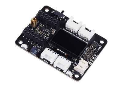 PCF8563T/5 Expansion Board Interface Raspberry Pi Platform Evaluation Expansion Board