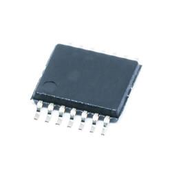 PMIC - Voltage Regulators - Linear + Switching 2 Output Step-Down (Buck) (1), Linear (LDO) (1) 100kHz ~ 2.5MHz 14-HTSSOP - Thumbnail