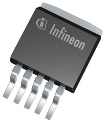 Infineon Technologies - Power Switch/Driver 1:1 N-Channel 17A PG-TO263-5-2