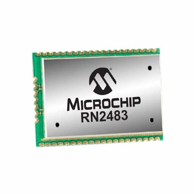 RN2483A-I/RM105 LORA Transceiver Module 868MHZ