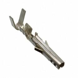Socket Contact Tin 18-24 AWG Crimp Power - Thumbnail