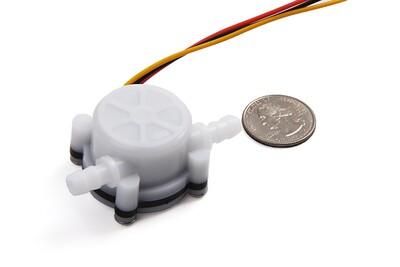 Su Akış Sensörü