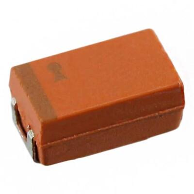 22µF Molded Tantalum Capacitors 25V 2312 (6032 Metric) 1.4Ohm