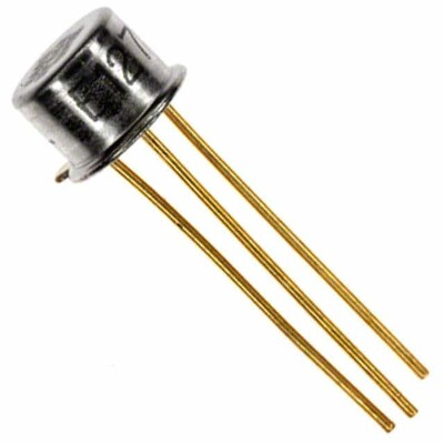 Temperature Sensor Analog, Local -55°C ~ 150°C TO-52-3