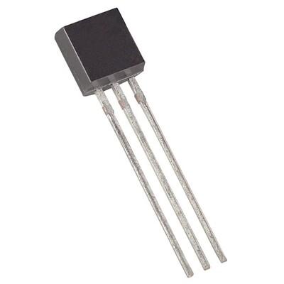 Temperature Sensor Digital, Local -55°C ~ 125°C 12 b TO-92-3