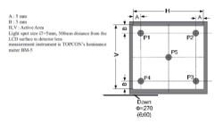 TFT-LCD Display Ekran LVDS Frame RTP - Thumbnail