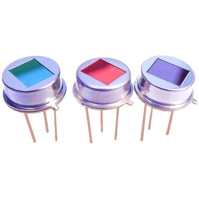 4.35 μm Bandpass Thin Film Pyroelectric Flame Sensor