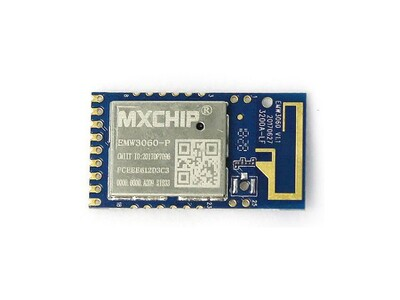 WiFi 802.11b/g/n Transceiver Module 2.412GHz ~ 2.472GHz Integrated, Trace Surface Mount