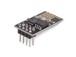 WiFi 802.11b/g/n Transceiver Module 2.4GHz ~ 2.48GHz Integrated, Trace Through Hole - Thumbnail