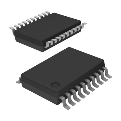 Transceiver, Non-Inverting 1 Element 8 Bit per Element 3-State Output 20-SSOP