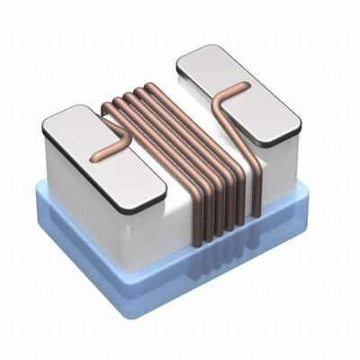 33nH Unshielded Wirewound Inductor 600mA 280mOhm 0805 (2012 Metric)