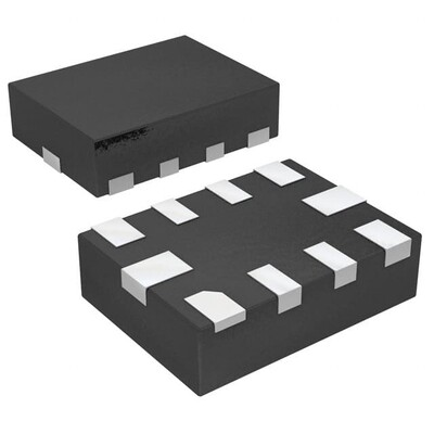 USB Switch IC 2 Channel 10-UQFN (2.0x1.5)