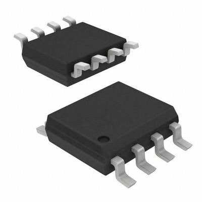 Voltage Feedback Amplifier 2 Circuit Rail-to-Rail 8-SOIC