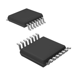 Voltage Level Translator Bidirectional 1 Circuit 6 Channel 100Mbps 16-TSSOP - Thumbnail