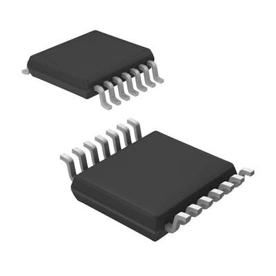 Voltage Level Translator Bidirectional 1 Circuit 6 Channel 100Mbps 16-TSSOP
